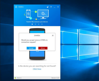 Shareit APK V4.0.6.177 Latest Version Free Download For Windows 10