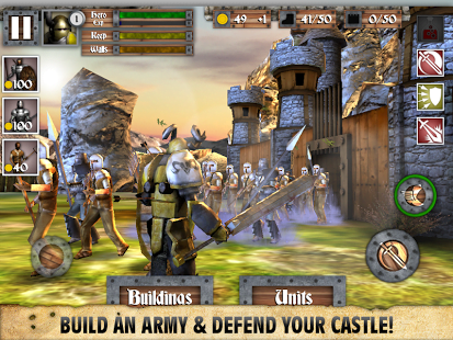 Heroes and Castles APK v1.00.05